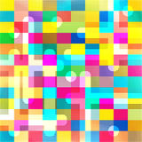 Abstract colorful business background, modern stylish vector texture Royalty Free Stock Photos