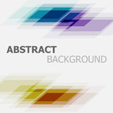 Abstract colorful business straight line background Royalty Free Stock Images