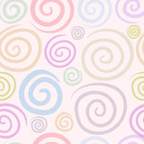 Abstract Colorful Circular Background Stock Photography