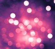 Abstract colorful circular bokeh background Royalty Free Stock Photos