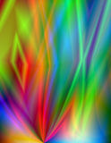 Abstract Colorful Composition Royalty Free Stock Photos