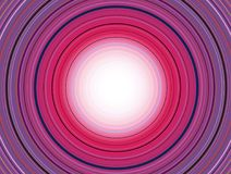 Concentric Circles Pattern, purple. Abstract Colorful Concentric Circles Pattern, Vector Design vector illustration
