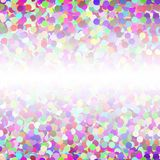Abstract Colorful Confetti Seamless Background royalty free stock image