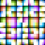 Abstract colorful cubes background Royalty Free Stock Image