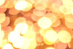 Abstract colorful defocused bokeh background / Blurry Boke circl Stock Photo