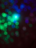 Abstract colorful defocused lights Stock Photo