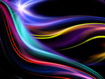 Abstract colorful design Royalty Free Stock Photography