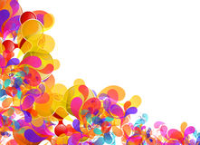 Abstract colorful design Royalty Free Stock Images