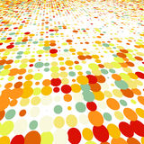 Abstract colorful design background. EPS 8 Royalty Free Stock Photography