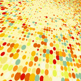 Abstract colorful design background. EPS 8 Royalty Free Stock Images