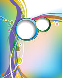 Abstract colorful design Royalty Free Stock Photo