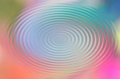 Abstract background with motion. Blur, wave, orange, artwork & painting. Abstract, colorful, dropping wave circle, background for web page, graphic design Royalty Free Stock Image