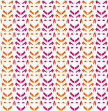 Abstract colorful face pattern. For web and graphic projects Royalty Free Stock Photography