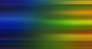 Abstract colorful fast lines background Stock Photography