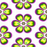 Abstract colorful floral pattern. Texture background. Stock Photography