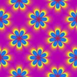 Abstract colorful floral pattern. Texture background. Royalty Free Stock Images
