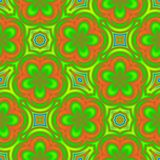 Abstract colorful floral pattern. Texture background. Royalty Free Stock Photos