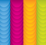 Abstract colorful fun background Royalty Free Stock Photo