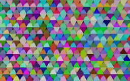 Abstract colorful geometric background Stock Photo