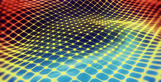 Abstract colorful geometric background. 3d rendering. Abstract colorful geometric pattern background. 3d rendering Royalty Free Stock Photo