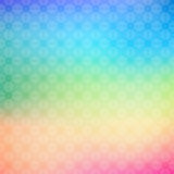 Abstract colorful geometric background in rainbow colors. Vector illustration of Abstract colorful geometric background in rainbow colors Stock Photography