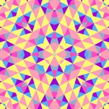Abstract colorful geometric background. Vector Stock Photos