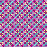 Abstract colorful geometric background. Vector Royalty Free Stock Images