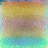 Abstract colorful geometric pattern background Royalty Free Stock Photography