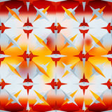 Abstract colorful geometric pattern vector illustration Royalty Free Stock Photo