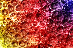 Free Abstract Colorful Glass Texture Background Stock Photography - 115189822