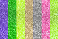 Abstract colorful glitter Royalty Free Stock Photography