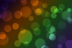 Abstract colorful glittering light bokeh effect background image. A Abstract colorful glittering light bokeh effect background image Stock Photo