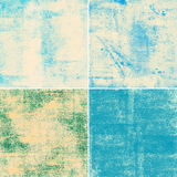 Abstract colorful grunge backgrounds Stock Images