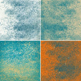Abstract colorful grunge backgrounds Stock Photos