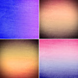 Abstract colorful grunge backgrounds Royalty Free Stock Image