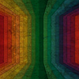 Abstract colorful grunge design background Stock Photos