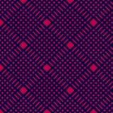 Abstract colorful halftone dots horizontal vector. Illustration Stock Photo