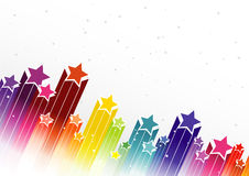Abstract colorful illustration. Royalty Free Stock Images