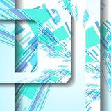 Abstract colorful illustration Royalty Free Stock Image