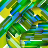 Abstract colorful illustration Royalty Free Stock Photos