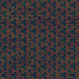 Abstract colorful knitting texture. Seamless background for design. Royalty Free Stock Photography
