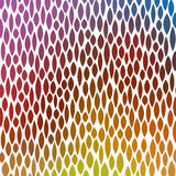 Abstract colorful leaves or petals background. Bright texture Royalty Free Illustration