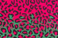 Abstract colorful leopard unreal and futuristic print texture. Abstract colorful leopard unreal and futuristic print. Composed from pink green and black stock photos