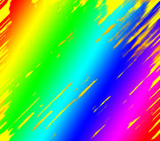Abstract colorful light background Royalty Free Stock Images
