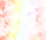 Abstract colorful light background Royalty Free Stock Image