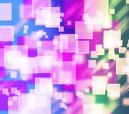 Abstract colorful light background Royalty Free Stock Photography