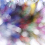Abstract colorful light celebration background Royalty Free Stock Photography
