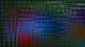 Abstract colorful line background. Future texture. Art lines illustration royalty free illustration