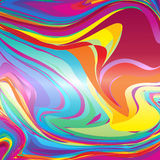 Abstract colorful line background template. vector Royalty Free Stock Photos