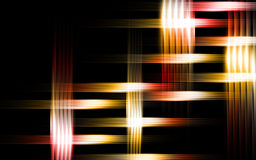 Abstract Colorful Lines Stock Photo